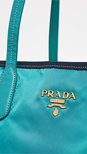 What Goes Around Comes Around Prada Tessuto 手提袋