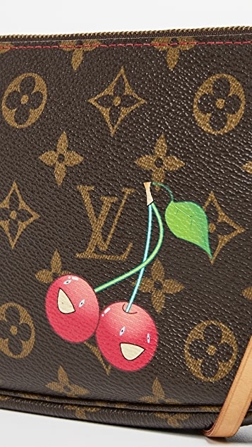 What Goes Around Comes Around Сумочка Louis Vuitton Murakami Cherry