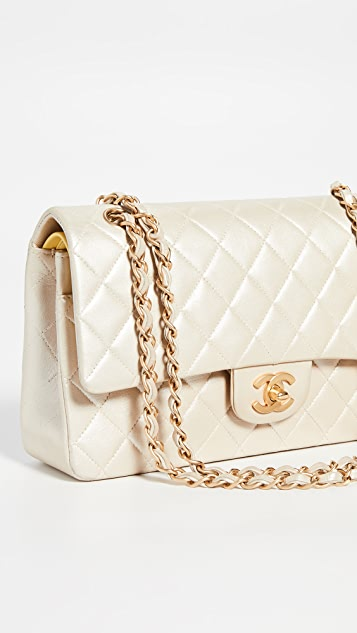 What Goes Around Comes Around Chanel Gold 2.55 10