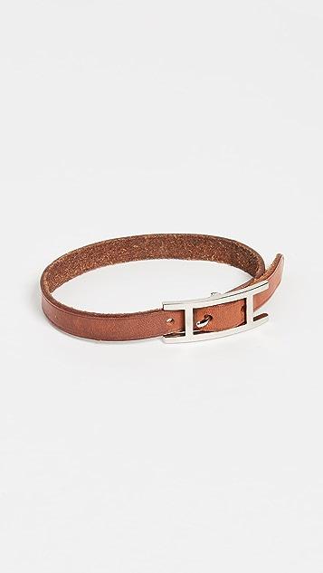 What Goes Around Comes Around Hermes Hapi Bracelet