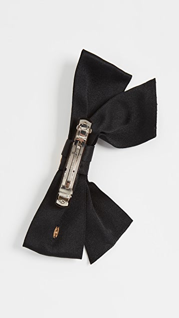 What Goes Around Comes Around Chanel Bow Barrette