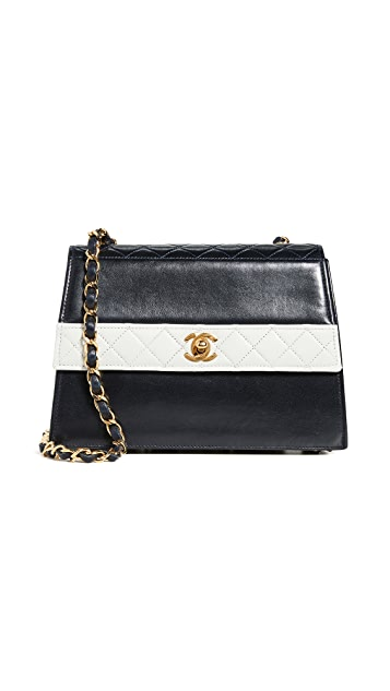 What Goes Around Comes Around Chanel Multi Trapezoid Bag