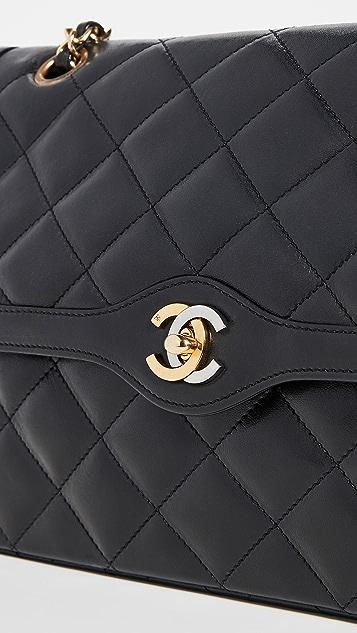What Goes Around Comes Around Chanel Black Paris Limited 11