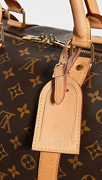 What Goes Around Comes Around Louis Vuitton Keep All Bandouliere 包