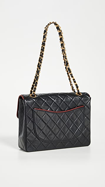 What Goes Around Comes Around Chanel Quilted Bag