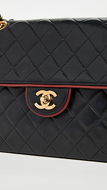 What Goes Around Comes Around Chanel 绗缝包
