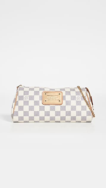What Goes Around Comes Around LV Damier Azur Eva