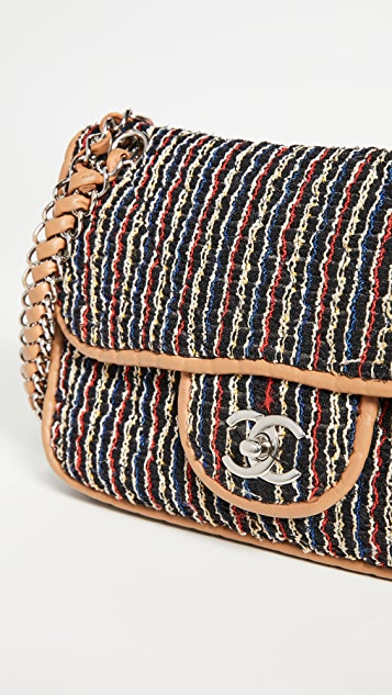 What Goes Around Comes Around Chanel Multi Tweed 2.55 10