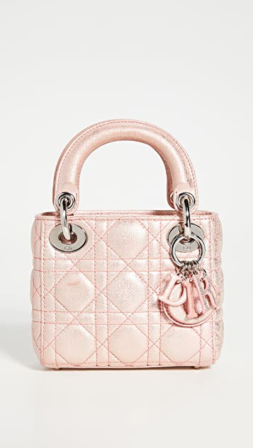What Goes Around Comes Around Dior Pink Lady Dior 迷你包