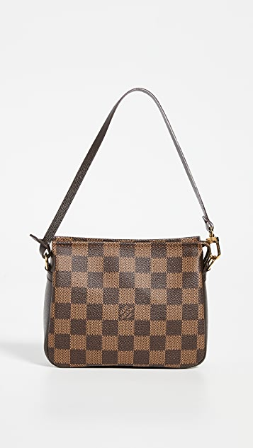 What Goes Around Comes Around LV Damier Ebene Truth