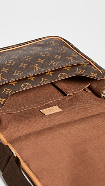 What Goes Around Comes Around LV Monogram Bosphore Bag