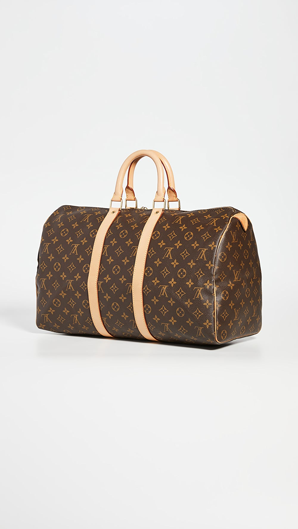 Provided What Goes Around Comes Around - Lv Monogram Keepall Bag Structural Disabilities