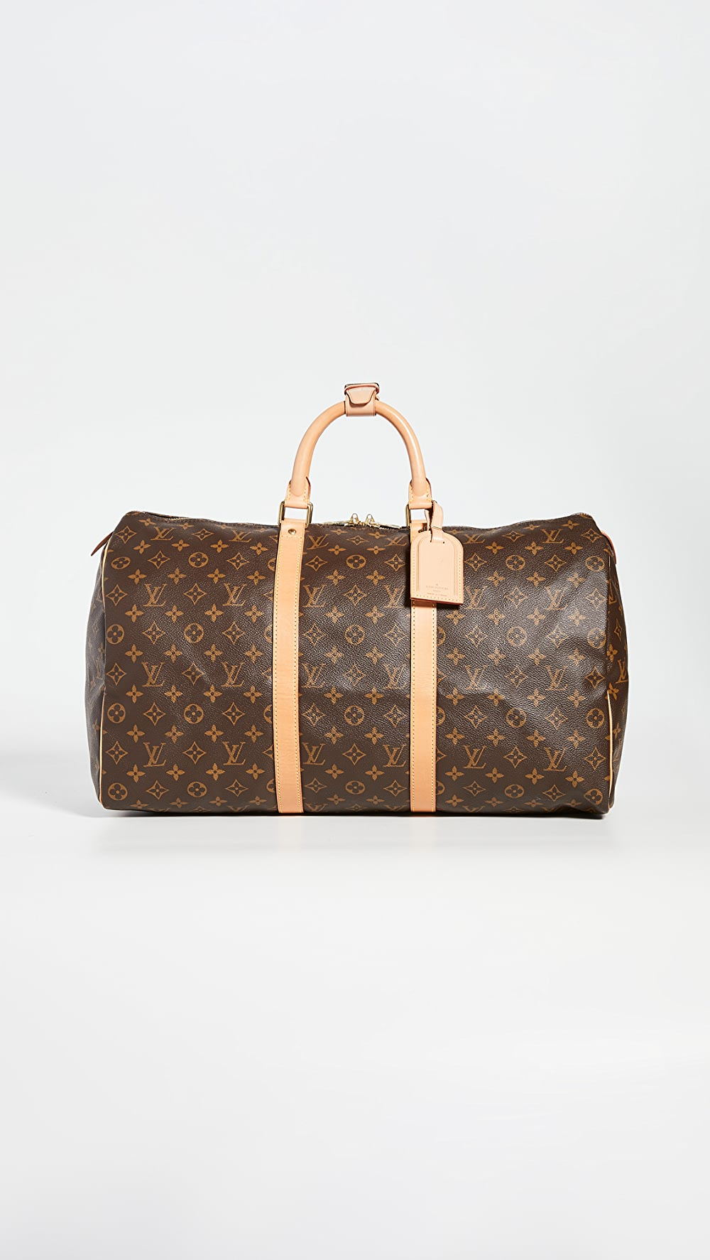 Open-Minded What Goes Around Comes Around - Lv Monogram Keepall Pretty And Colorful