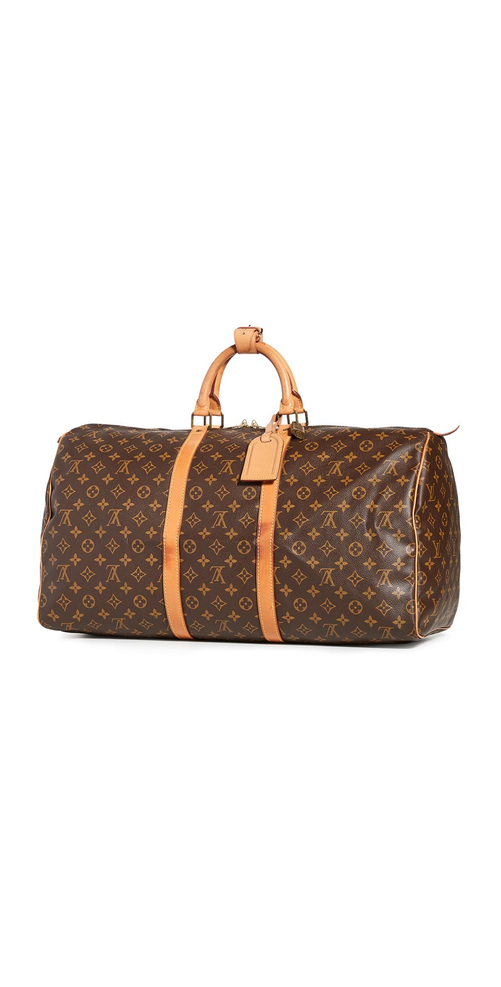 What Goes Around Comes Around LV Monogram Keepall Bag
