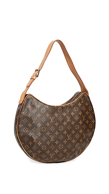 What Goes Around Comes Around LV Monogram Croissant Bag