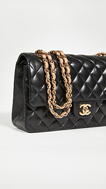 What Goes Around Comes Around Chanel Multi Lambskin Bag