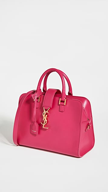 What Goes Around Comes Around YSL Pink Mono Cabas Bag