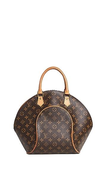 What Goes Around Comes Around Louis Vuitton Monogram Ab Ellipse MM Bag