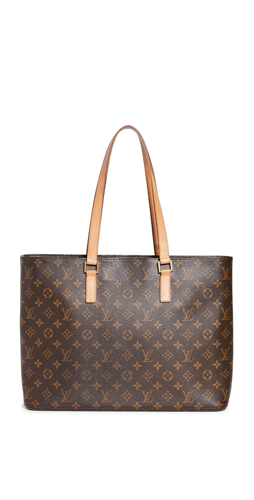 What Goes Around Comes Around Louis Vuitton Monogram Luco Bag