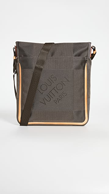 What Goes Around Comes Around Louis Vuitton Compagnon Messenger Bag