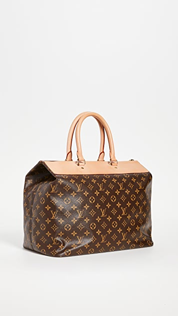 What Goes Around Comes Around Louis Vuitton Monogram Greenwich Bag