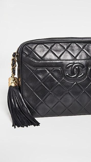 What Goes Around Comes Around Chanel Camera Medium Bag