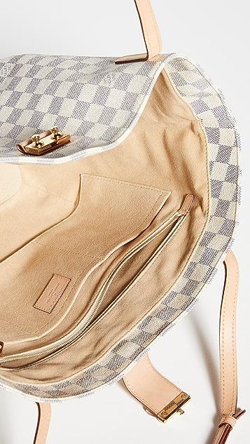 What Goes Around Comes Around Louis Vuitton Damier Azur Salina Pm 包