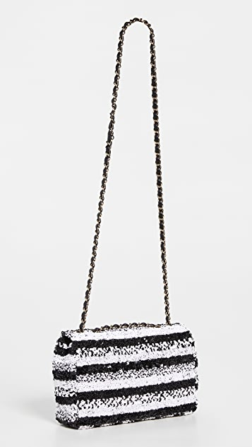 What Goes Around Comes Around Chanel Multi Sequin Half Flap 10