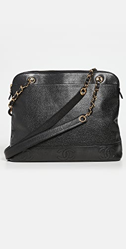 What Goes Around Comes Around - Chanel 3 CC Zip Tote