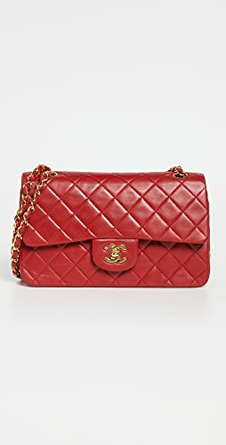 What Goes Around Comes Around - Chanel Red Lambskin 2.55 9