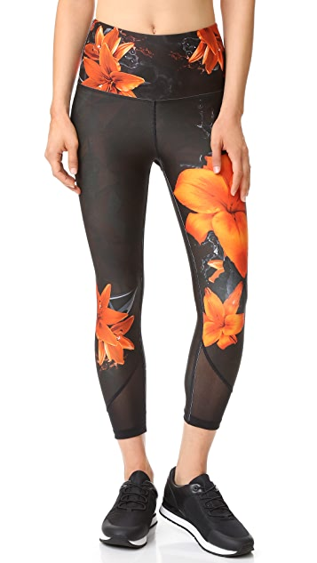 We Are Handsome Active High Waisted Capri