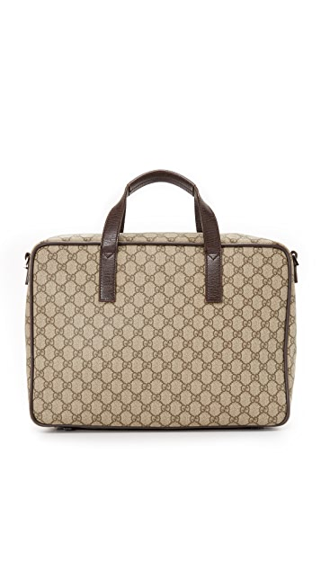What Goes Around Comes Around Gucci Briefcase (Previously Owned)