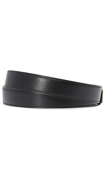 What Goes Around Comes Around Hermes Reversible Quentin Belt (Previously Owned)