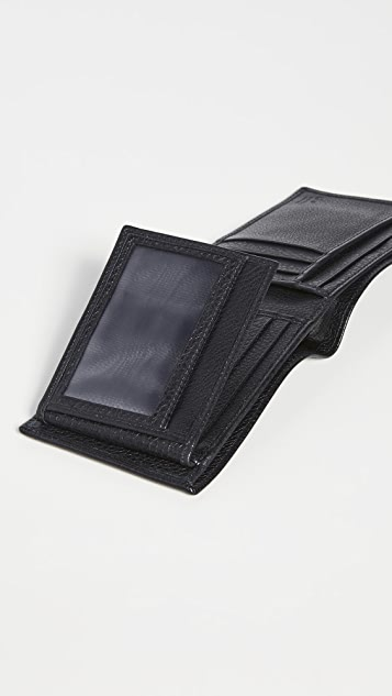 What Goes Around Comes Around Gucci Leather Billfold