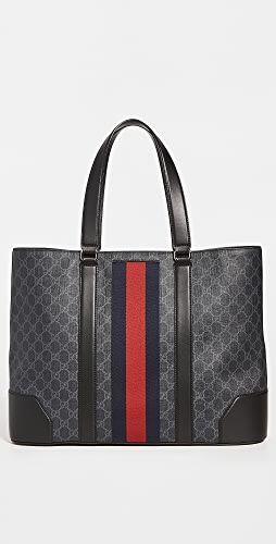 What Goes Around Comes Around - Gucci Web Tote Bag