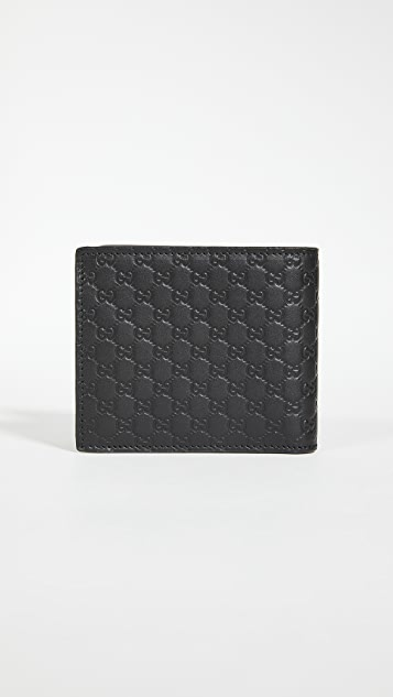 What Goes Around Comes Around Gucci Bifold Wallet