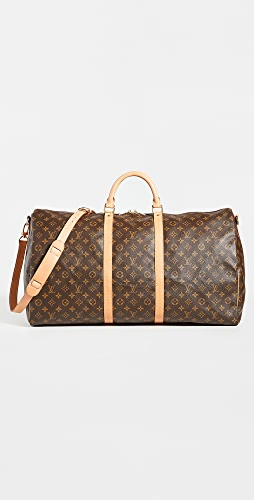 What Goes Around Comes Around - Louis Vuitton Mono Keepall Bando 60 Bag