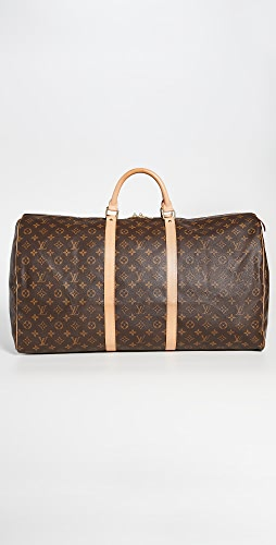 What Goes Around Comes Around - Louis Vuitton Mono Keepall 60 Bag