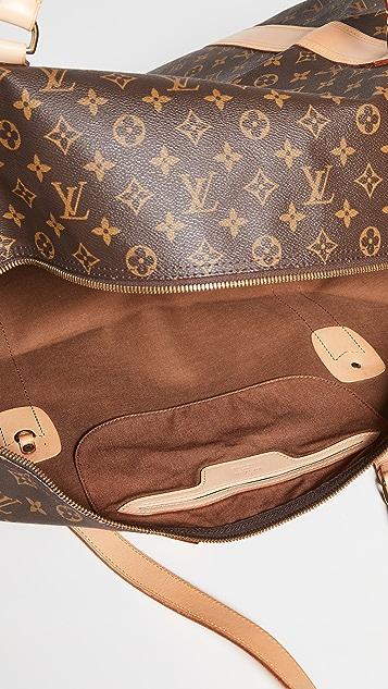 What Goes Around Comes Around Louis Vuitton Monogram Sac Polochon