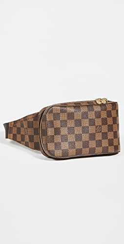 What Goes Around Comes Around - Louis Vuitton Damier Ebene Geronimos