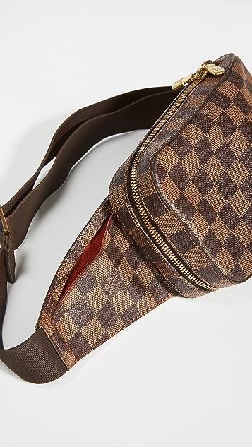 What Goes Around Comes Around Louis Vuitton Damier Ebene Geronimos