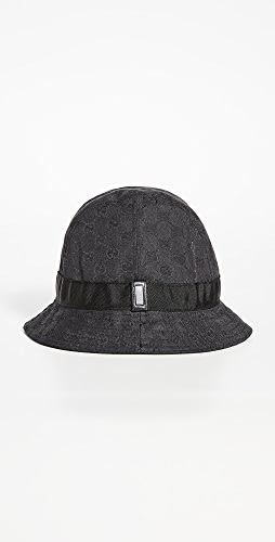 What Goes Around Comes Around - Gucci Canvas Bucket Hat