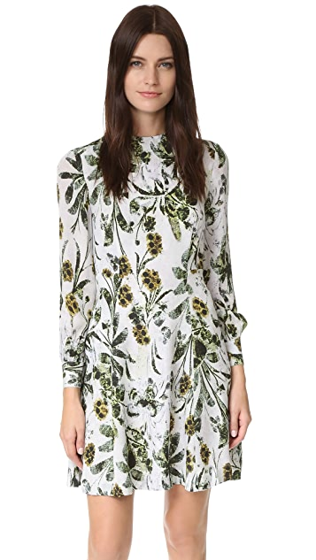 Whistles Marina Flippy Dress