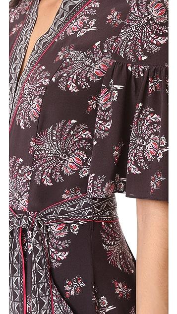 Whistles Jaipur Print Jumpsuit