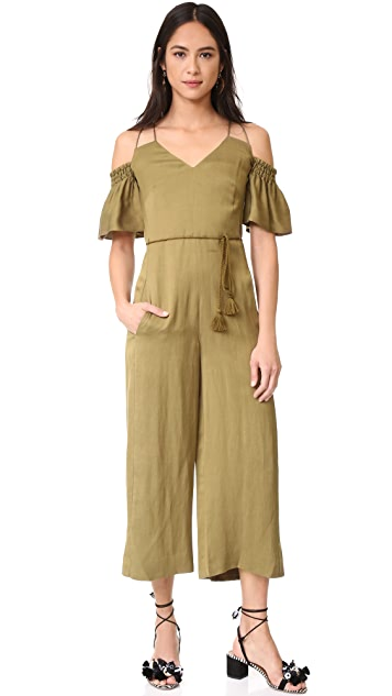 Whistles Yasmin Strappy Jumpsuit