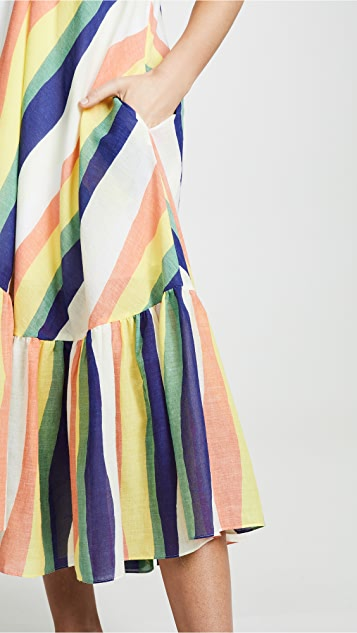 Whit Orly 连衣裙