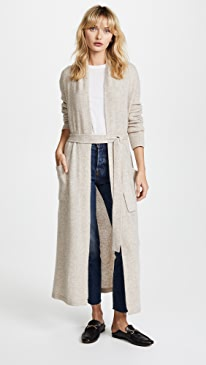 Luxe Cashmere Robe