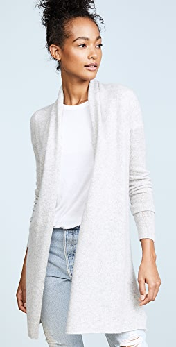 White + Warren - Essential Trapeze Robe