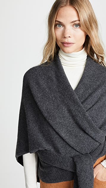White + Warren Cashmere Body Wrap