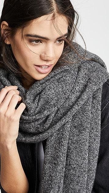 White + Warren Кашемировый шарф-хомут для поездок